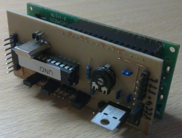 IIC PLL controller