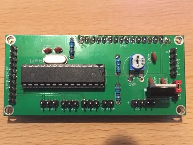 ATV controller mainboard   pe1br nl